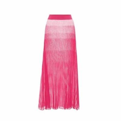 ジャックムス Jacquemus レディース ひざ丈スカート スカート La Jupe Helado Longue midi skirt Pink