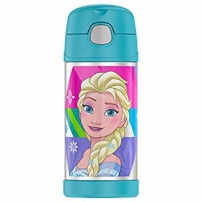 【中古】【輸入品 未使用 】THERMOS サーモス ディズニー アナと雪の女王