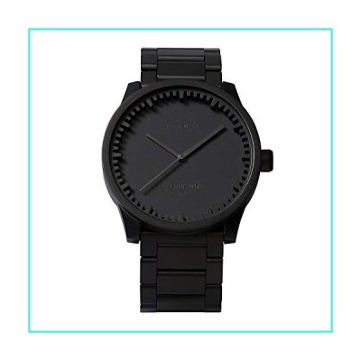 【新品】LEFF amsterdam S42 Quartz Watch Stainless Steel (Black)(並行輸入品)