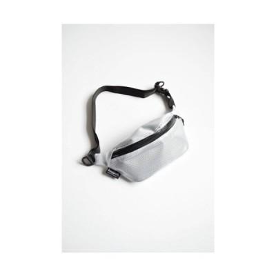 bagjack (バッグジャック) hipbag OC -tarpaulin- [check transparent]