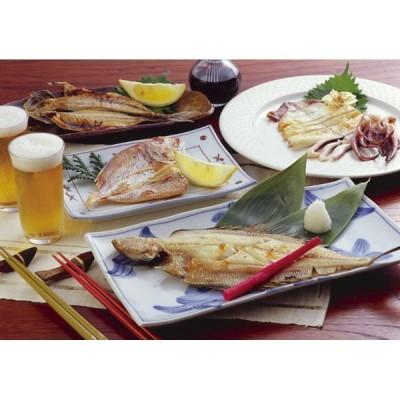 産直・輪島の朝干物詰合せ(4種7枚)内祝い・御祝い・各種ギフトに