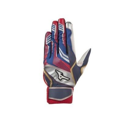 ミズノ MIZUNO ジュニア セレクトナインWG(両手用) バッティング手袋 SELECT9 野球 バッティンググローブ