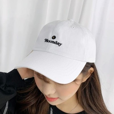 BULLANG GIRL レディース キャップ Moonday Faded Ball Cap