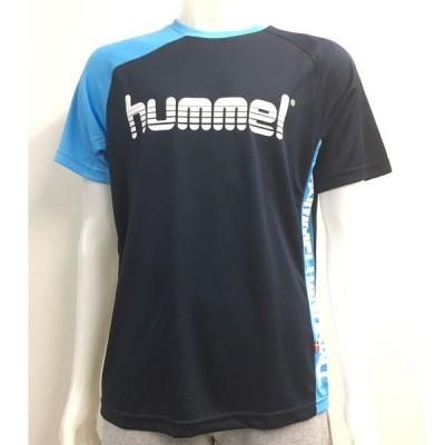(代引不可)(ヒュンメル)hummel  HAP1135H-70 サッカーウェア ハンドボールTシャツ HAP1135H (メンズ) HAP1135H