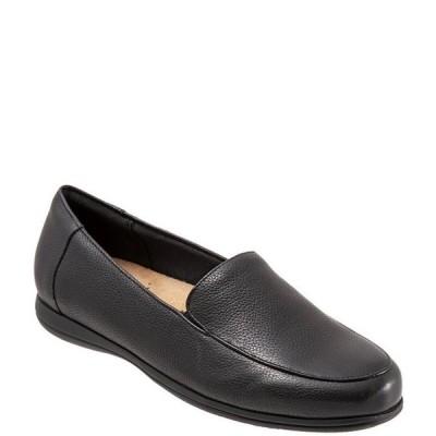 トロッターズ レディース パンプス シューズ Deanna Leather Slip-On Loafers