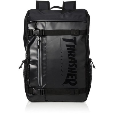 スラッシャー リュック スクエアリュック THRTPシリーズ THRTP504 ブラック/ブラック