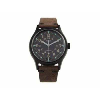 タイメックス メンズ 腕時計 アクセサリー 40 mm MK1 SST Black/Brown