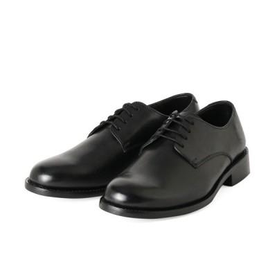 シューズ ドレスシューズ ロンドンシューメイク Plain Toe Derby 8028  グッドイヤーウエルト製法 London Shoe Make
