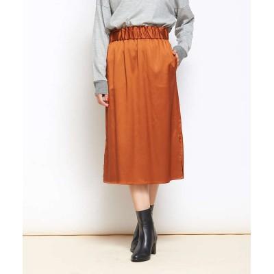 collex コレックス サテンスカート