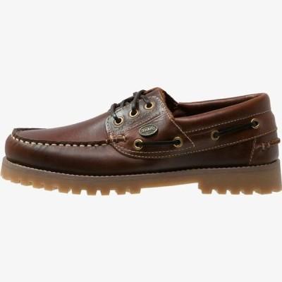 ドッカーズ メンズ 靴 シューズ Casual lace-ups - brown
