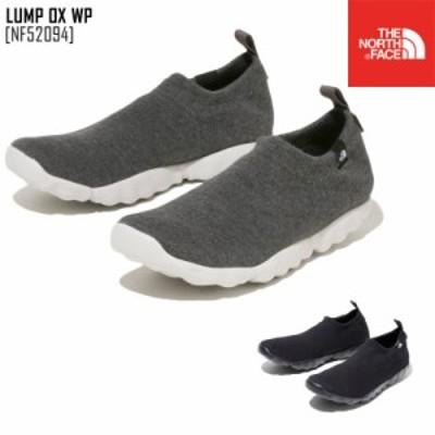 ノースフェイス ランプ モック ウォータープルーフ LUMP MOC WP ブーツ 靴 NF52094 メンズ レディース