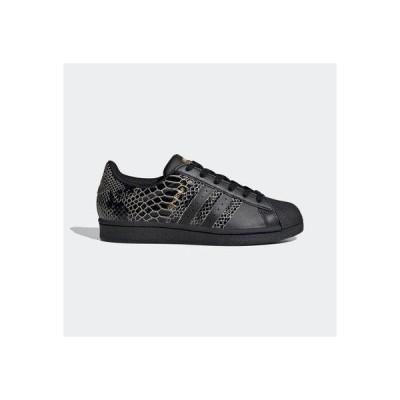 アディダス adidas スーパースター ウィメンズ / Superstar Women's (ブラック)
