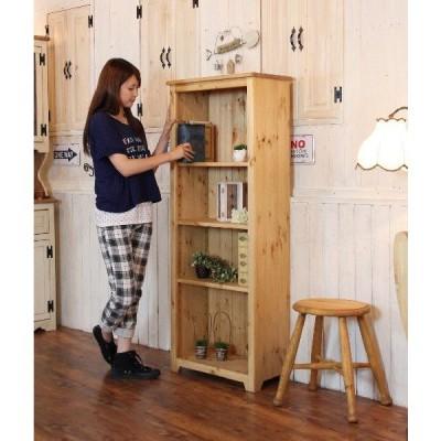 カントリー家具 本棚 カントリー調家具 オーダー家具 北欧パイン ブックシェルフ・D300 ctf bct