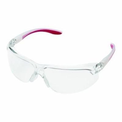 ミドリ安全 MP-822-RD 二眼型 保護メガネ MP-822 レッド MP822RD
