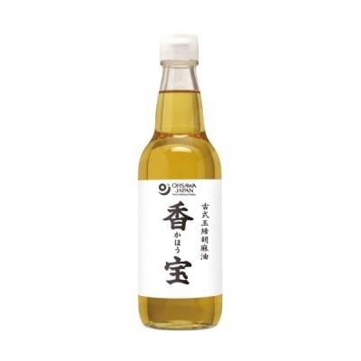古式玉締胡麻油 香宝 ( 330g )/ オーサワ