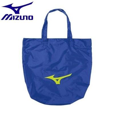◆◆送料無料 メール便発送 <ミズノ> MIZUNO トートバッグ 33JM8209 (27:ブルー)