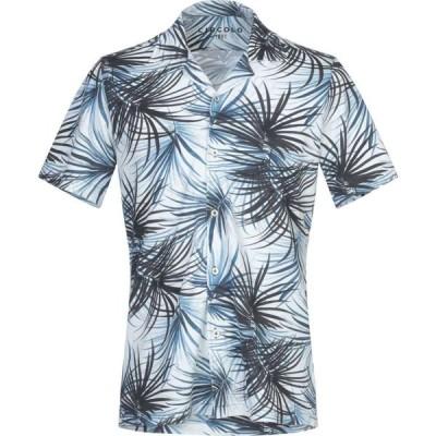 チルコロ1901 CIRCOLO 1901 メンズ シャツ トップス Patterned Shirt Sky blue