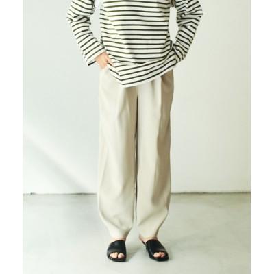 OUTERSUNSET / cupra satain cargo pants WOMEN パンツ > カーゴパンツ