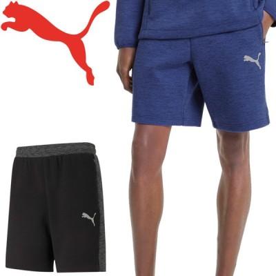 ハーフパンツ  メンズ スリムフィット プーマ PUMAACTIVE EVOSTRIPE 8インチショーツ/スポーツウェア 吸汗速乾 トレーニング ショートパンツ 男性 /588906