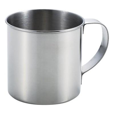 ステンレス製シングルマグカップ (3-070)