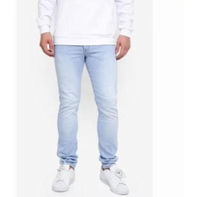 ドクターデニム ジーンズ・デニム Snap Jeans Shaded Light Blue
