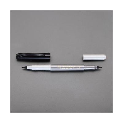 エスコ EA765MH-121 中字 筆ペン EA765MH121