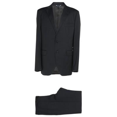 サルトル SARTORE スーツ ブラック 60 バージンウール 100% スーツ