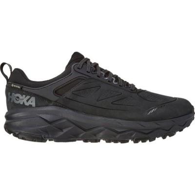 ホカ オネオネ HOKA ONE ONE メンズ ハイキング・登山 シューズ・靴 Challenger Low GTX Hiking Shoe Black
