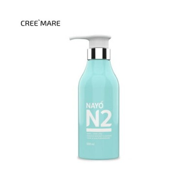 韓国コスメ 化粧品 ナヨ NAYO シャンプー ヘアケア ヘアーケア スパークリング 炭酸水 頭皮ケア すっきり