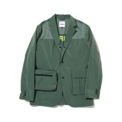 ジャケット テーラードジャケット CHARI&CO PACKABLE BLAZER ブレザー ジャケット