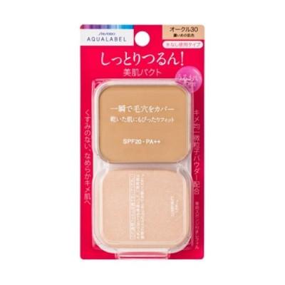 資生堂 アクアレーベル モイストパウダリー オークル30 (レフィル) 11.5g