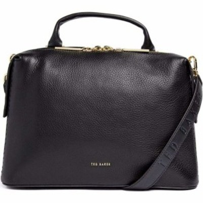 テッドベーカー Ted Baker レディース トートバッグ バッグ eliiee soft leather tote bag black