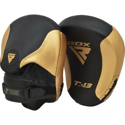OTH-95 キックミット 両手 総合格闘技 キックボクシング キックミット 黒金 RDX 正規品