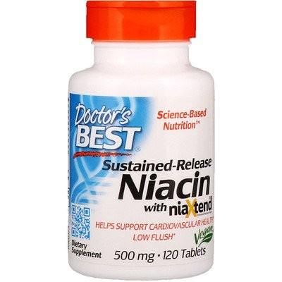 niaXtend配合徐放性、500mg、120錠