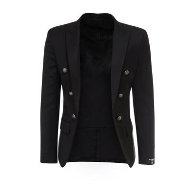 バルマン メンズ ジャケット&ブルゾン アウター Balmain Tailored Slim-Fit Blazer -