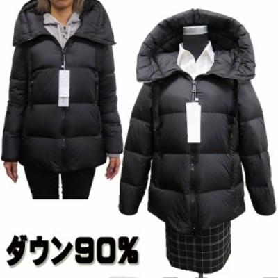 今期新作 上質ダウン90%使用 超軽量 レディースダウンジャケット M~XL 着心地抜群 ブラック アウター コート 上着 ジャンバー