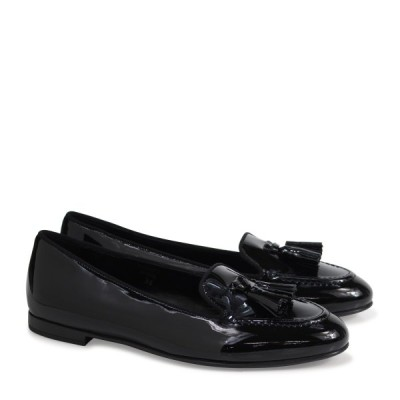 Churchs 靴 チャーチ レディース ローファー NINA LOAFERS ブラック DS0001