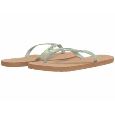 Flojos フロホース レディース 女性用 シューズ 靴 サンダル Serenity Mint Metallic【送料無料】