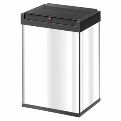 ビッグボックススウィングL ステンレス ごみ箱 おしゃれ キッチン スリム 機能的 ステンレス hailo ふた 密閉式 ロック可能 ビニごみ箱