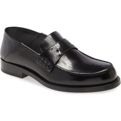 メゾン マルジェラ MAISON MARGIELA レディース ローファー・オックスフォード シューズ・靴 Camden Convertible Loafer Black