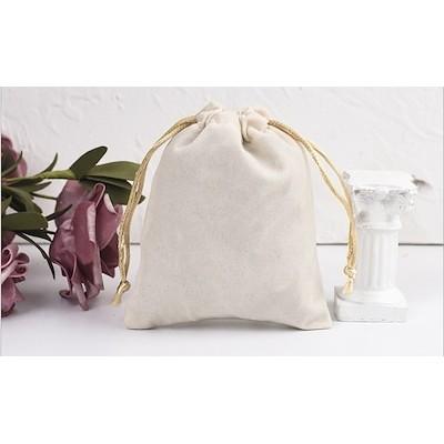 かわいい 3色 7cmX9cm 高品質 フランネル 携帯用 アクセサリー収納 柔く 巾着袋 セット 収納 小物 3点