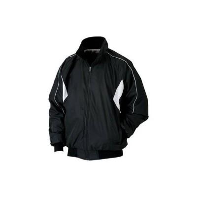 ZETT(ゼット) 野球 グラウンドコート BOG430 ブラック L