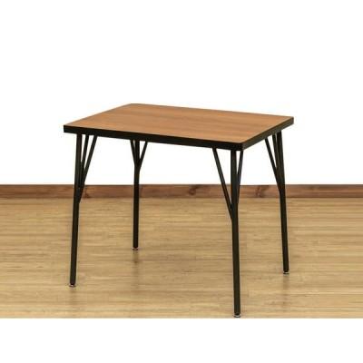 [送料無料・カード払・前払限定] 1-2人用ダイニングテーブル 約W80XD60cmXH76cm*食卓用、作業台や書斎用テーブル、PC台にも