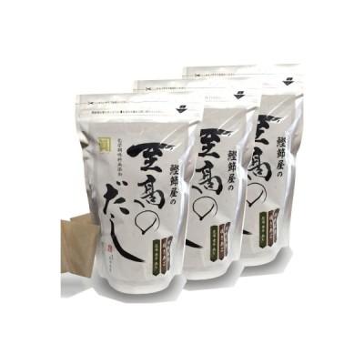 南さつま市 ふるさと納税 【お歳暮熨斗・ギフト包装つき】鰹節屋の至高のだしセット(60パック)