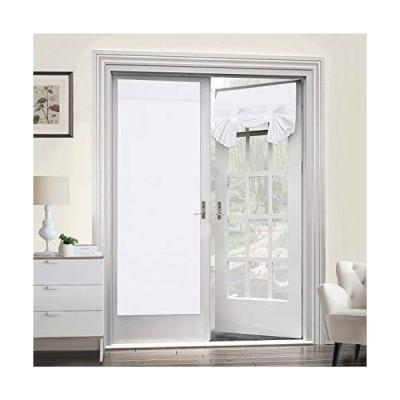 "Room Darkening French Door Curtains for Tricia Window Door Curtains Thermal Curtain/Drape/Drapery Single Door Curtain (26"" Width x 68"" Lengt"