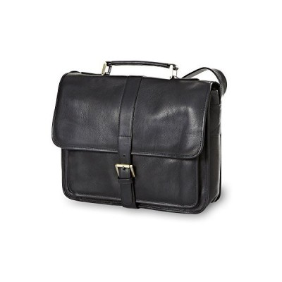 Vachetta Professional School Leather Briefcase Color: Black【並行輸入品】