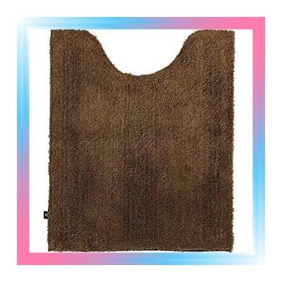 ブラウン/トイレマット ロング トイレマット ブラウン 約75cm×6