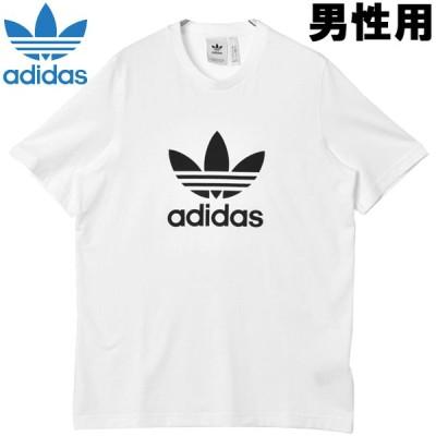 アディダス メンズ 半袖Tシャツ 海外基準サイズ トレフォイル半袖Tシャツ ADIDAS 01-20032136