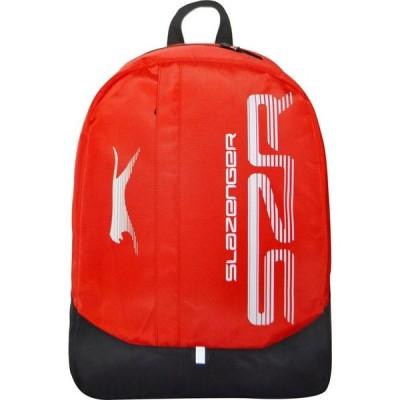 スラセンジャー Slazenger メンズ バックパック・リュック バッグ Large Logo Backpack Red