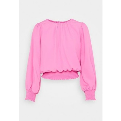 ドロシーパーキンス レディース ブラウス SHIRRED HEM - Blouse - pink